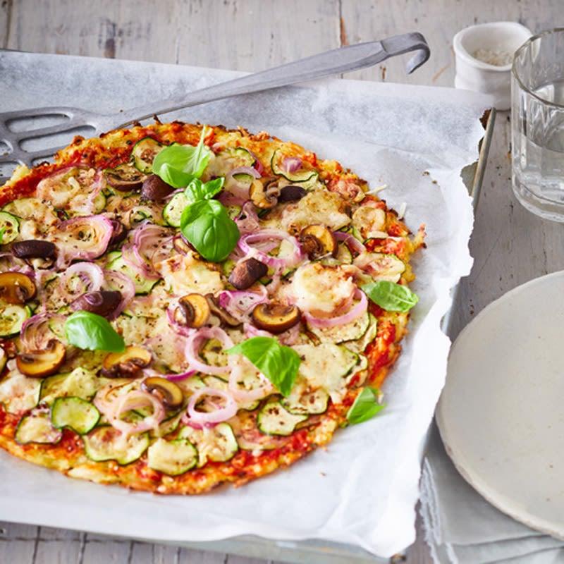 Photo de Pizza Verdura au chou-fleur prise par WW