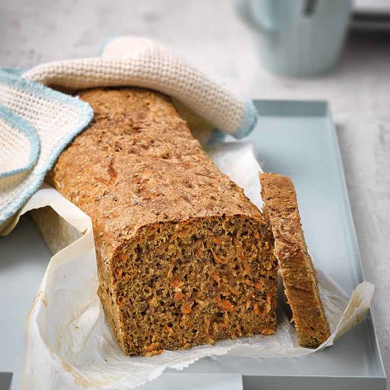 Foto Karotten-Buchweizen-Brot von WW