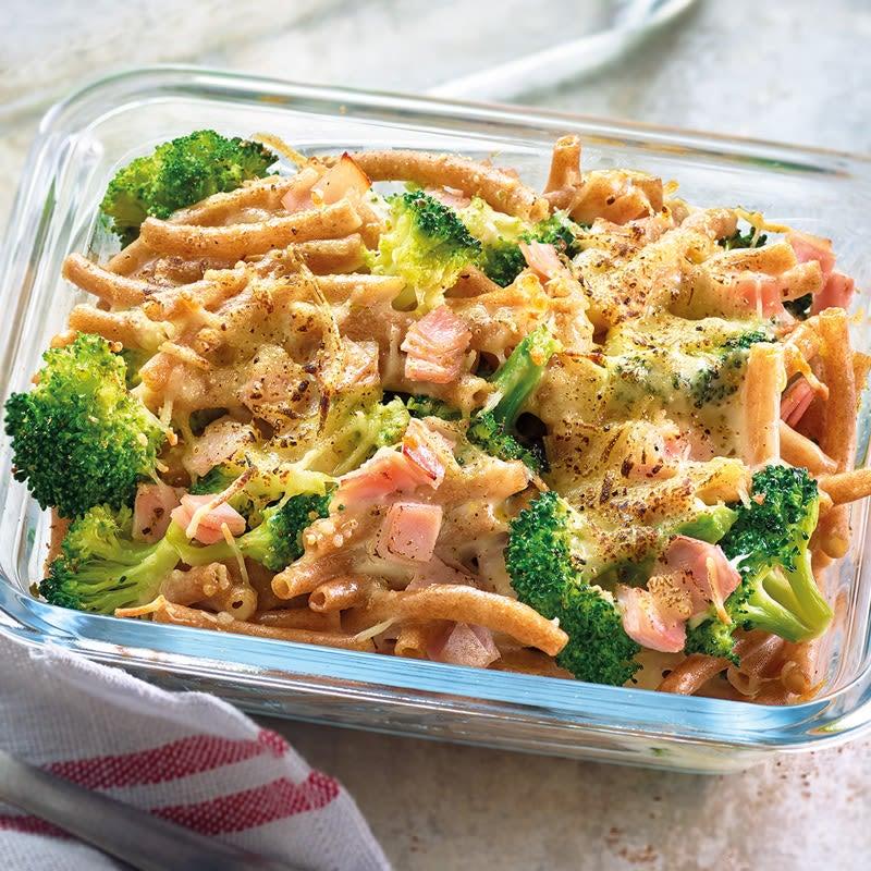 Photo de Gratin de macaroni au brocoli prise par WW