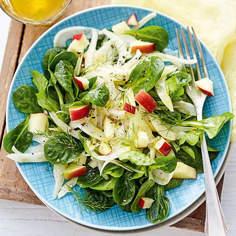 Photo de Salade fruitée à la pomme et au fenouil prise par WW