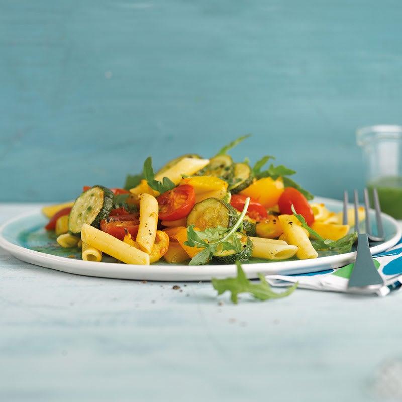 Photo de Salade de pennes à la méditerranéenne prise par WW