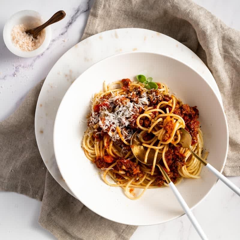 Photo de Spaghetti bolognaise prise par WW