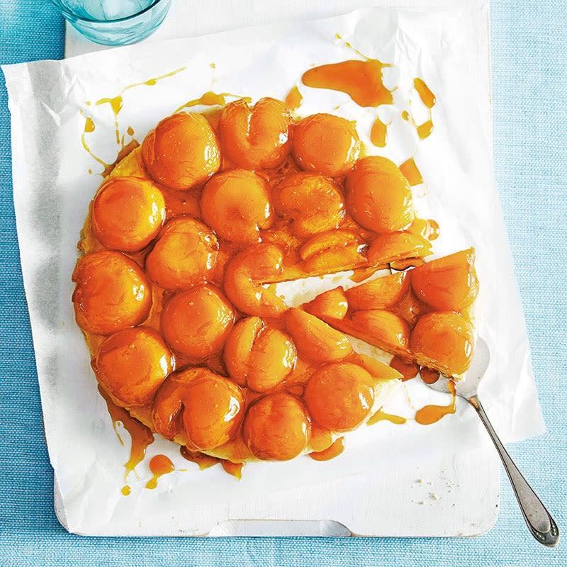 Photo de Tarte tatin aux abricots prise par WW