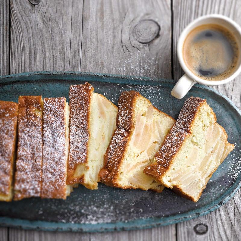 Photo de Gâteau pommes-poires prise par WW