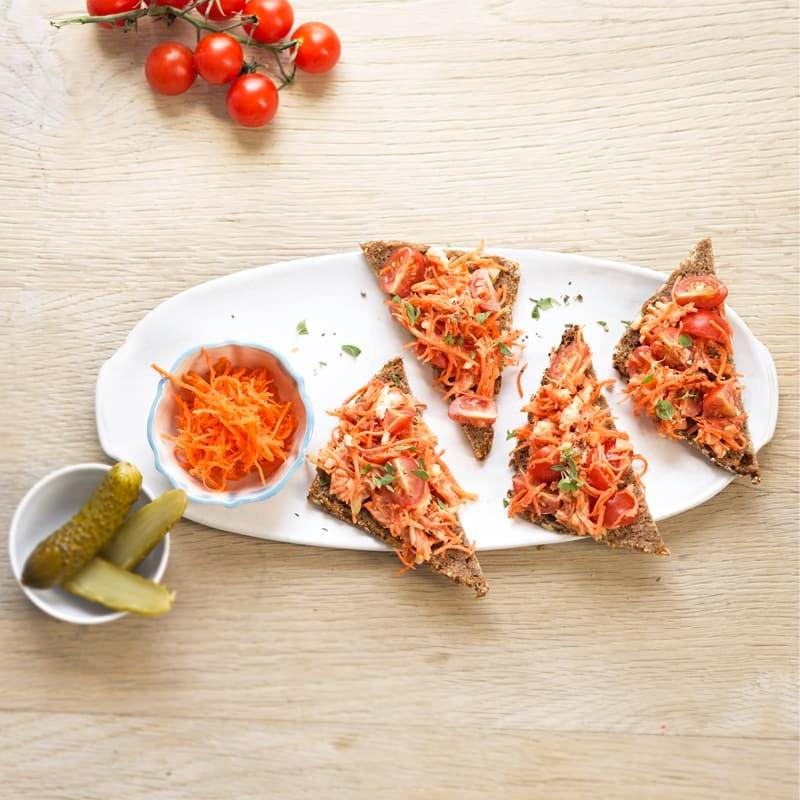 Foto Tomaten-Karotten-Brot von WW