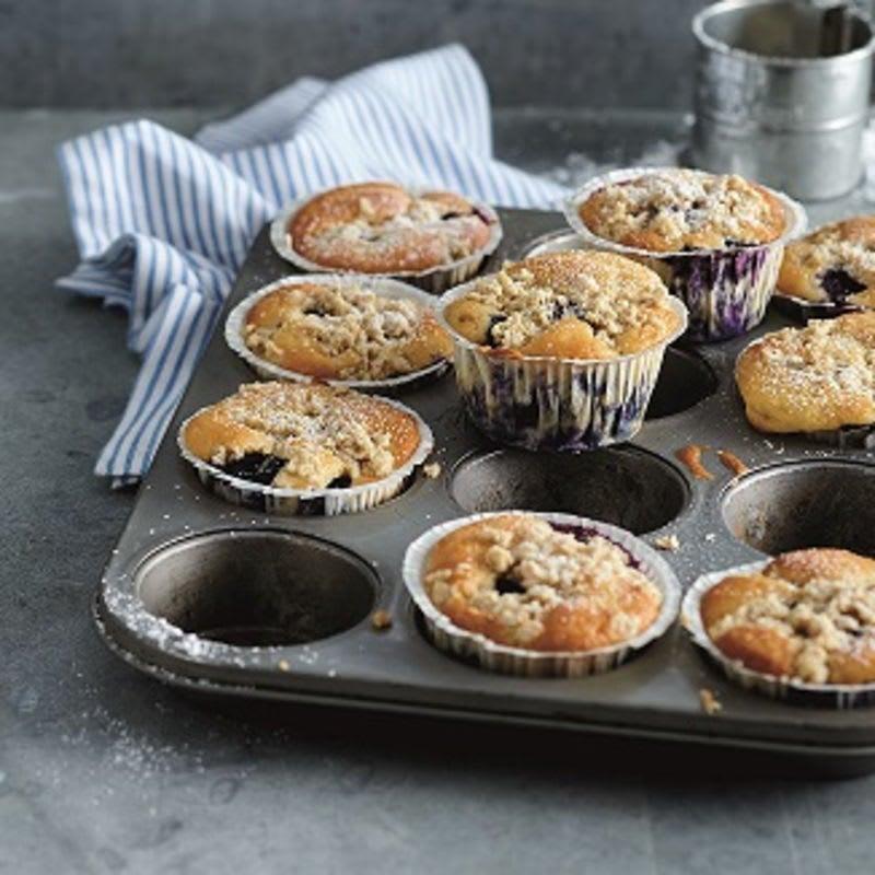 Photo de Blueberry muffins prise par WW