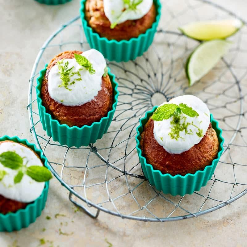 Photo de Mini-cupcake façon Mojito prise par WW