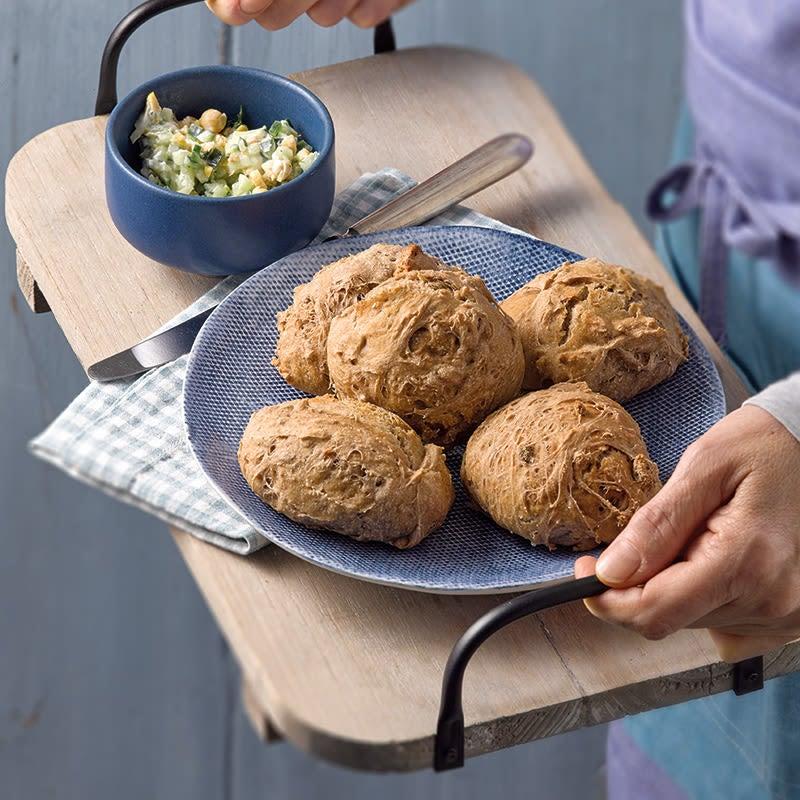 Photo de Petits pains aux noix et au seigle prise par WW