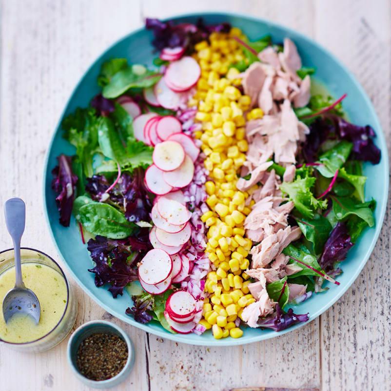 Photo de Salade de thon au maïs prise par WW
