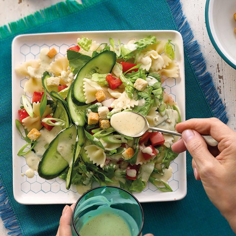 Photo de Salade César aux farfalles prise par WW