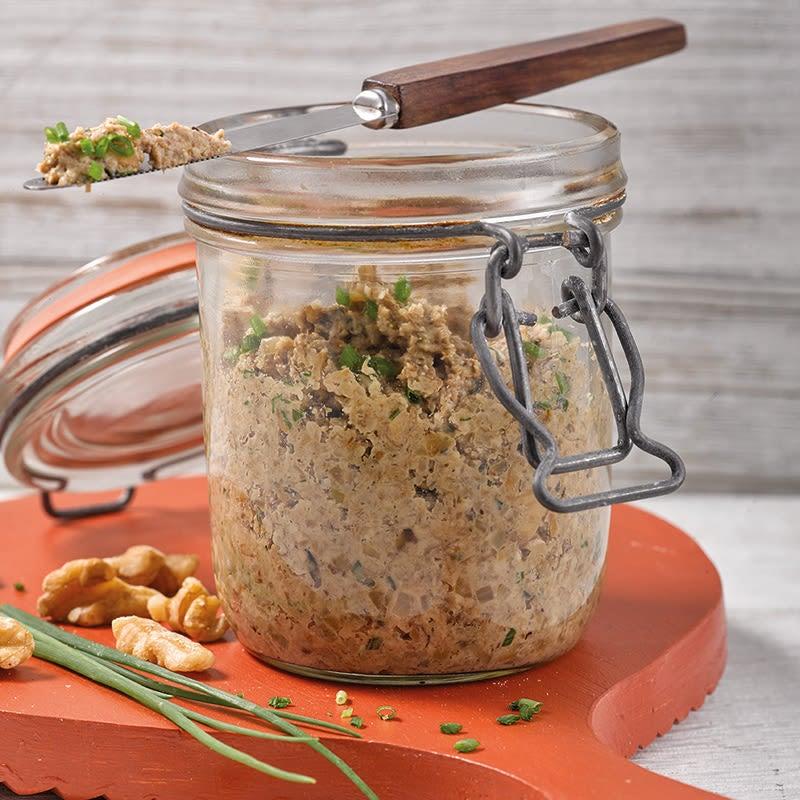 Photo de Pâte à tartiner aux noix et aux champignons prise par WW