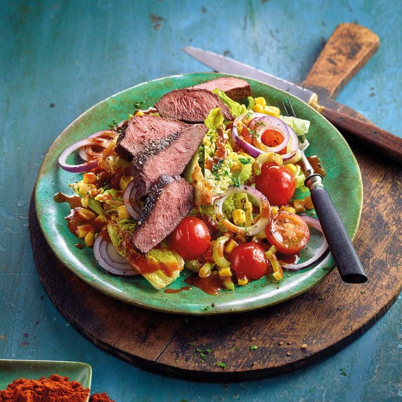Photo de Salade BBQ prise par WW