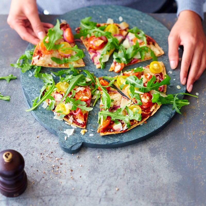 Photo de Pizza éclair prise par WW