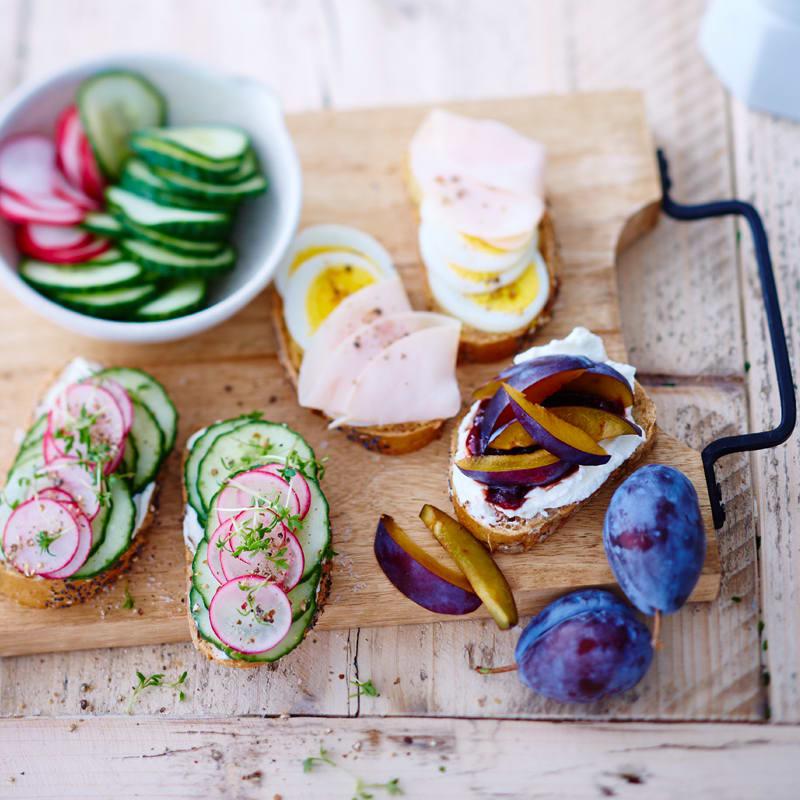 Photo de Petit pain garni prise par WW