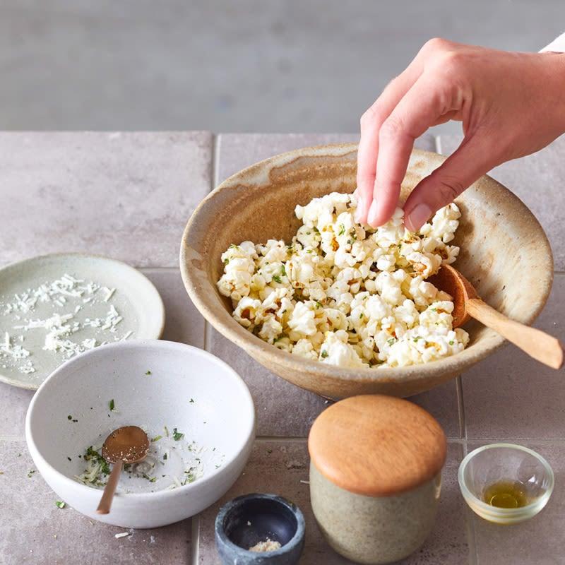 Photo de Popcorn à l'italienne prise par WW