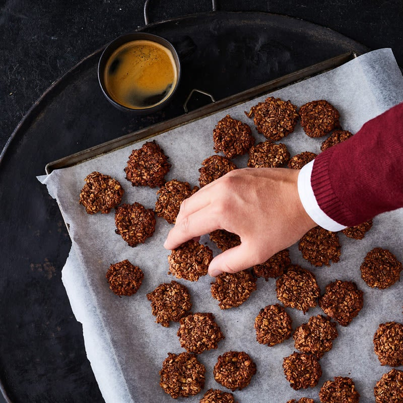 Photo de Cookies aux flocons d'avoine prise par WW