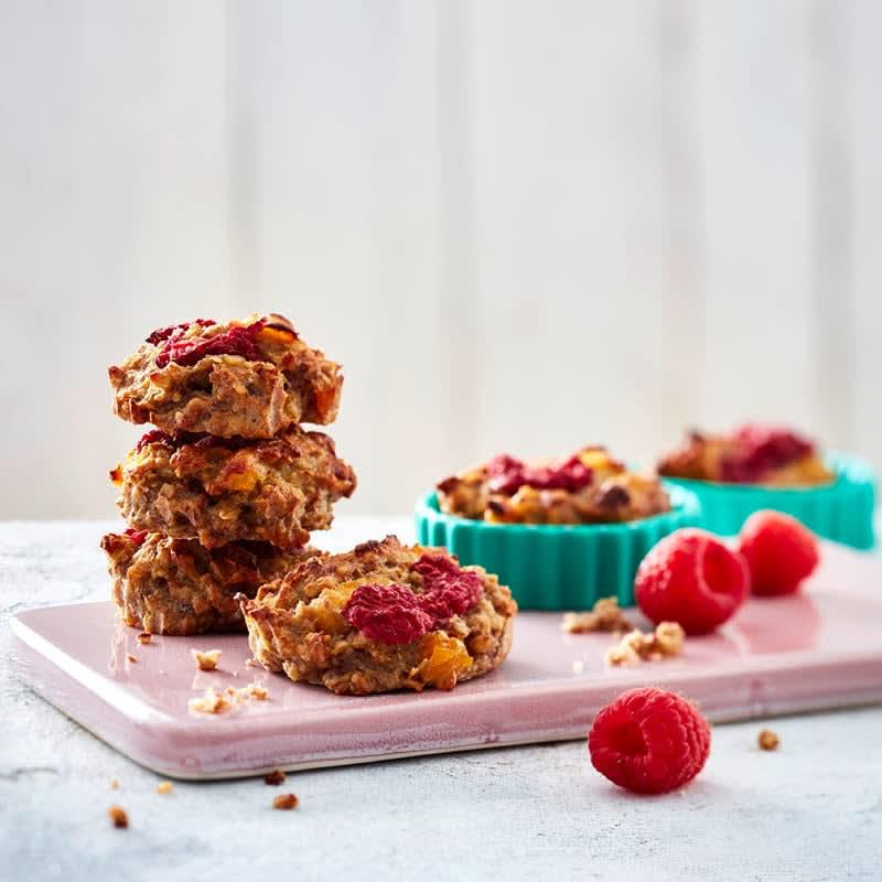 Photo de Muffins aux fruits et aux noix prise par WW