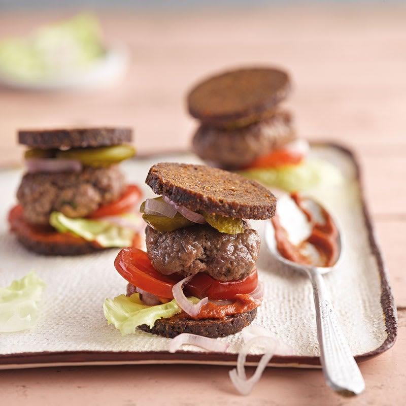 Photo de Mini-burgers prise par WW