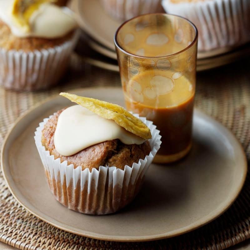 Foto Baileys-Bananen-Muffins von WW
