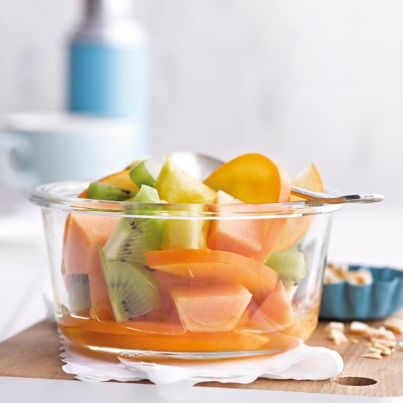 Photo de Salade de fruits exotique prise par WW