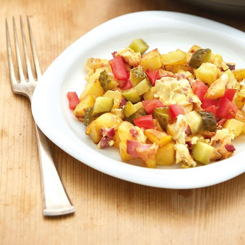 Photo de Petit-déjeuner campagnard de tomates prise par WW