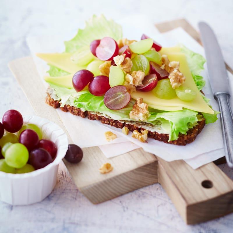 Photo de Pain au fromage croquant et aux raisins prise par WW