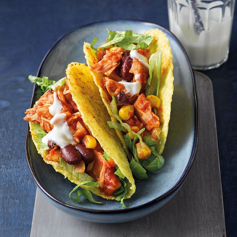 Photo de Tacos de jacque effiloché prise par WW