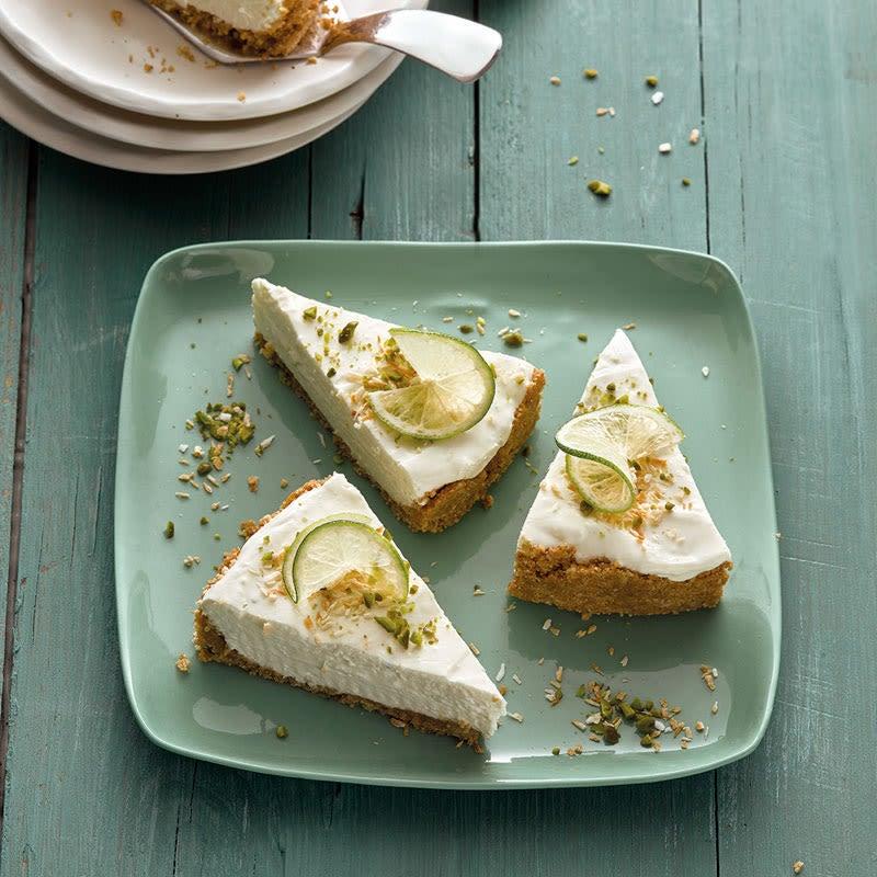 Foto Limetten-Frischkäse-Torte von WW