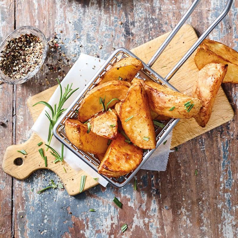 Foto Kartoffelwedges von WW