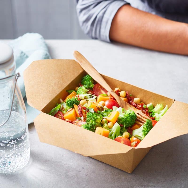 Photo de Salade de patates douces à emporter prise par WW