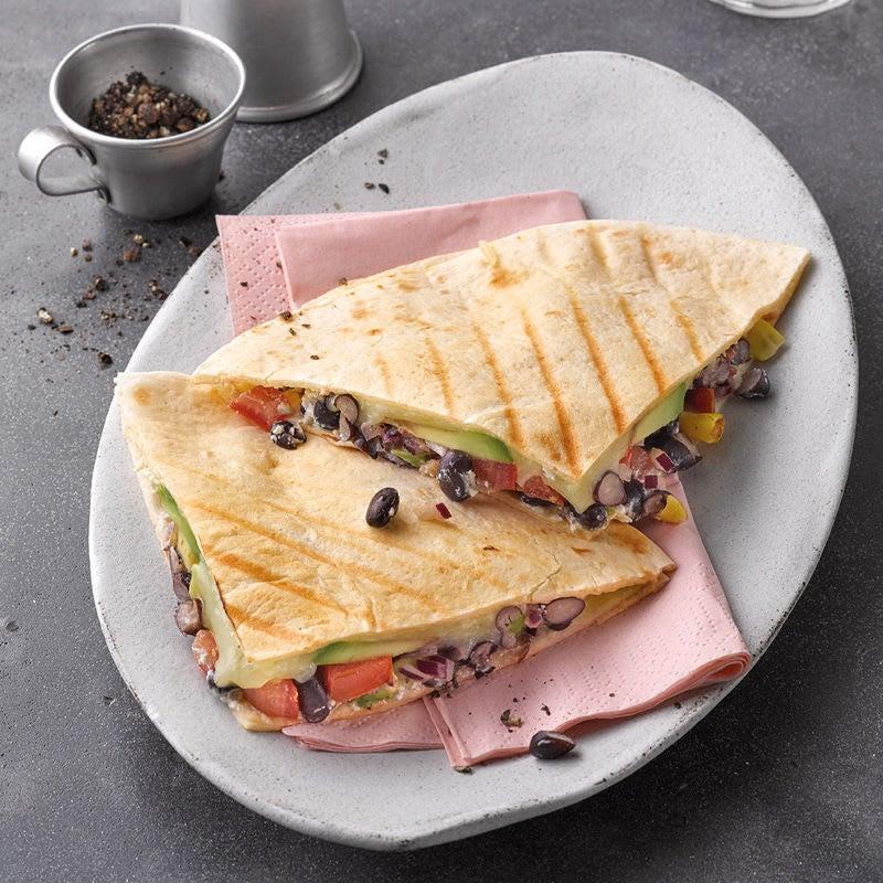 Photo de Quesadillas de petit-déjeuner prise par WW