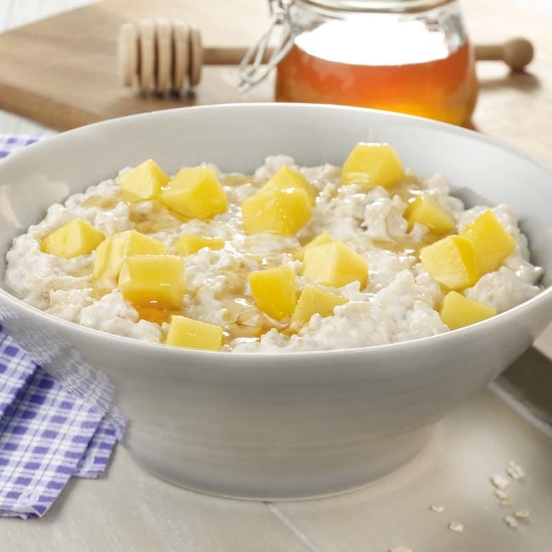 Photo de Porridge à la mangue prise par WW