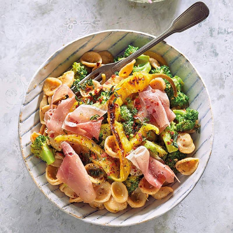 Foto Orecchiette mit Broccoli-Carbonara von WW