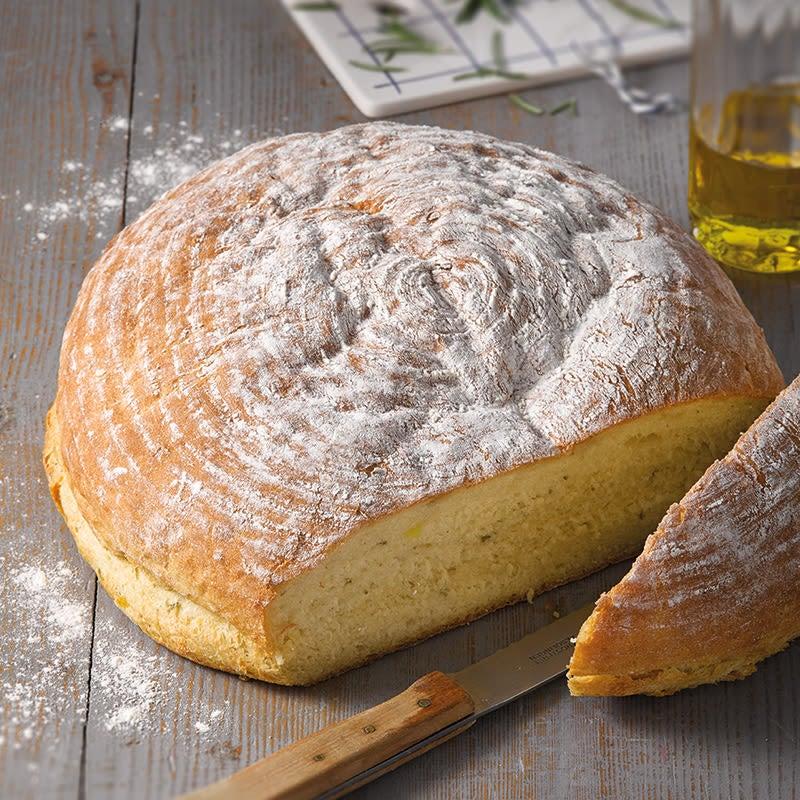 Foto Kartoffel-Rosmarin-Brot von WW