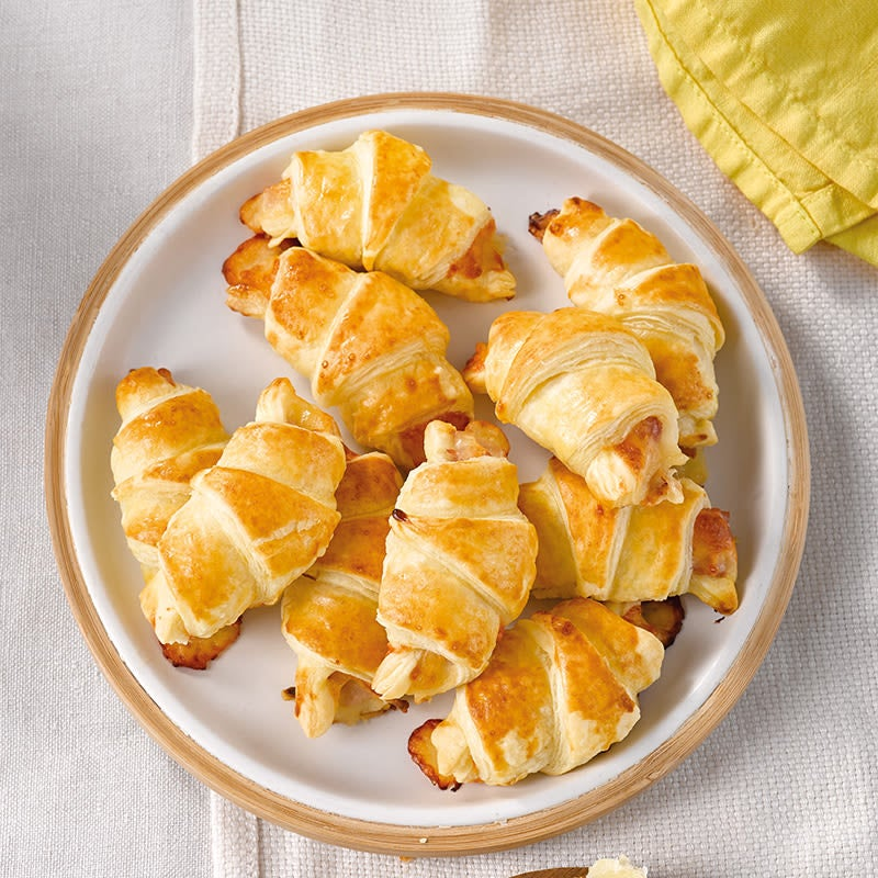 Photo de Croissants jambon-fromage prise par WW