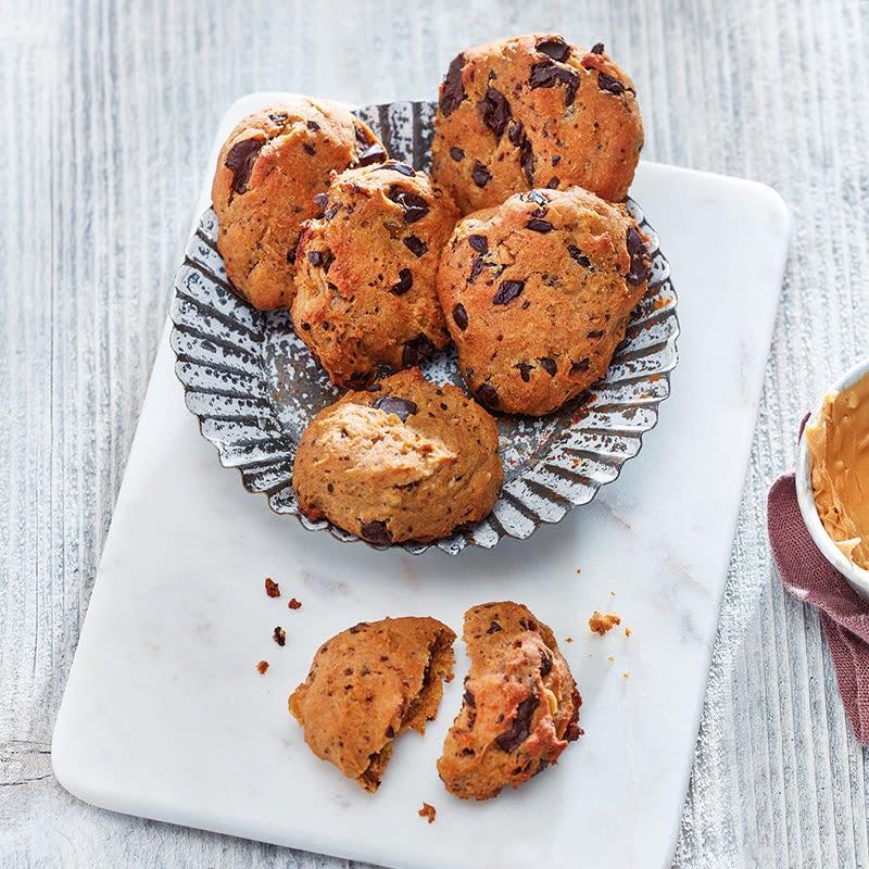 Foto Vegane Kichererbsen-Schoko-Cookies von WW