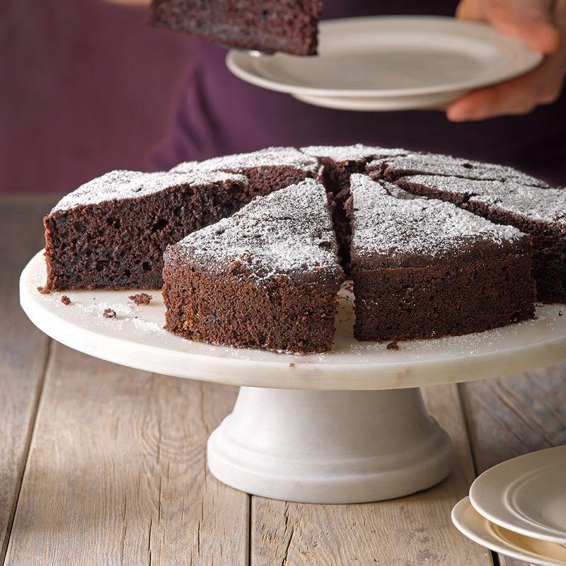 Photo de Gâteau au chocolat et aux betteraves prise par WW