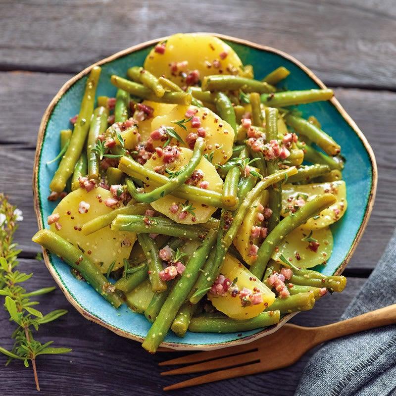 Photo de Salade aux haricots verts prise par WW