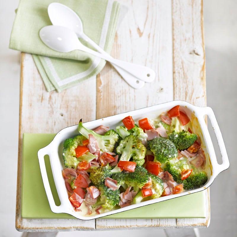 Foto Schinken-Broccoli-Auflauf von WW