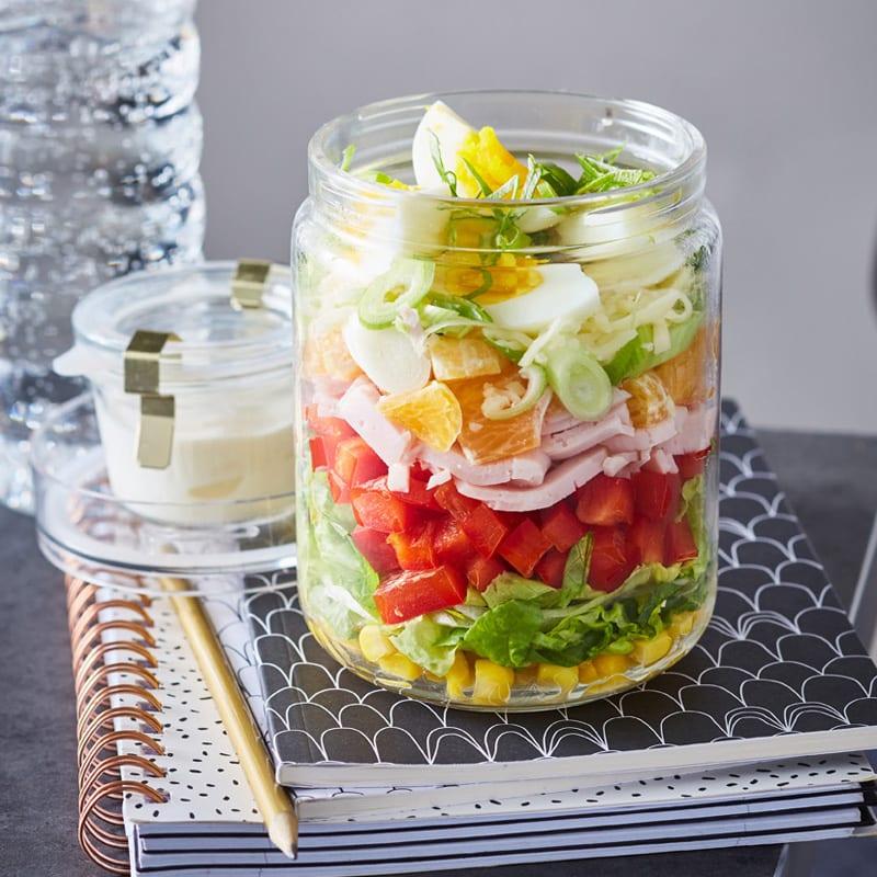 Photo de Salade du chef à emporter prise par WW