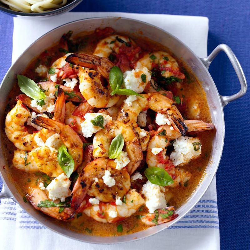 Photo de Crevettes à l'ail et piment prise par WW