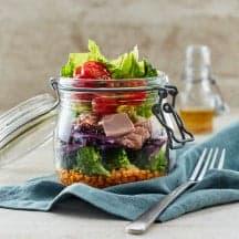 Photo de Salade de thon à emporter prise par WW