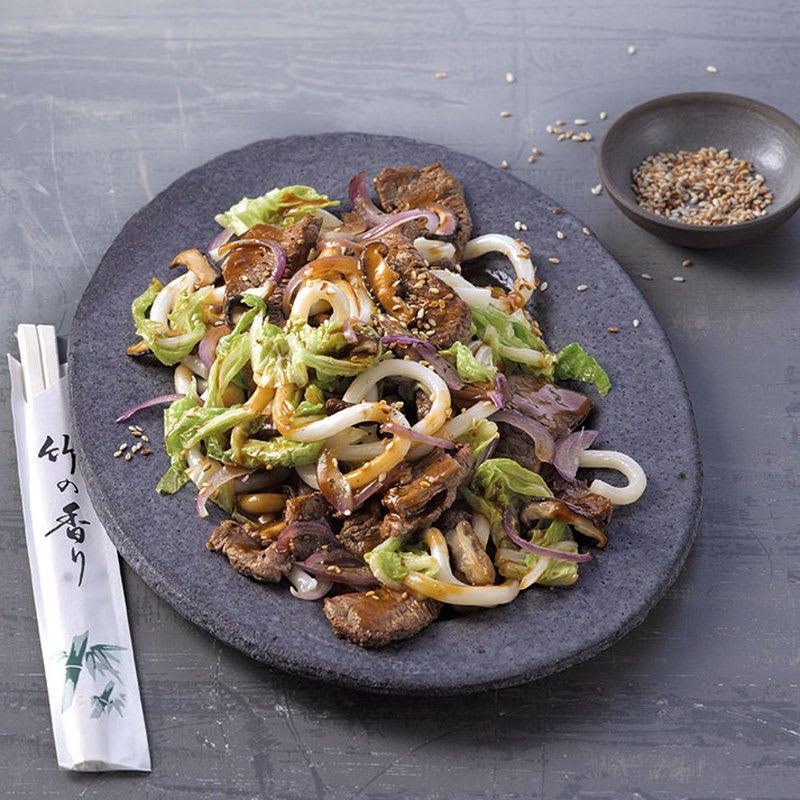 Photo de Nouilles udon gourmandes prise par WW