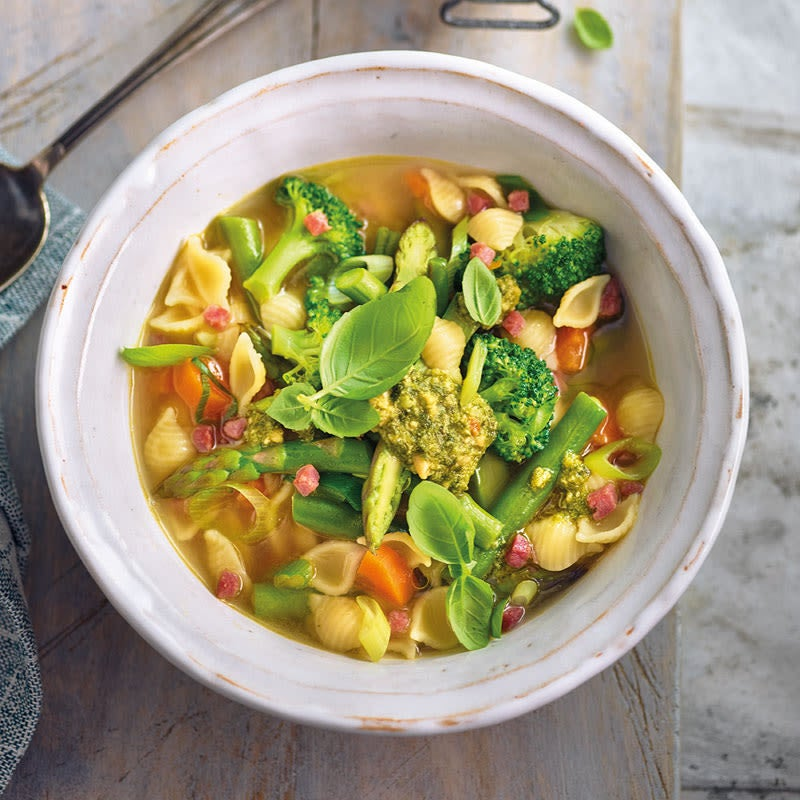 Photo de Minestrone de printemps prise par WW