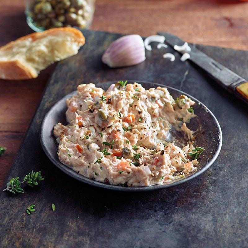 Photo de Crème de thon à la méditerranéenne prise par WW