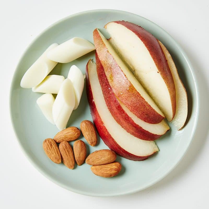 Photo de Assiette de snacks prise par WW