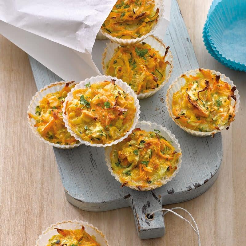 Photo de Muffins de légumes prise par WW