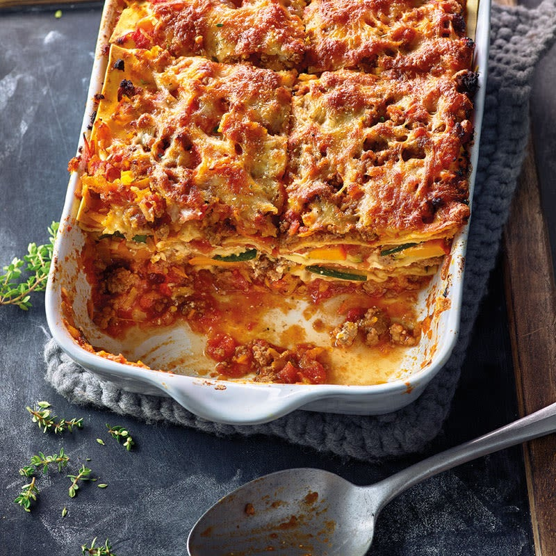 Photo de Lasagnes de bœuf à la courge prise par WW