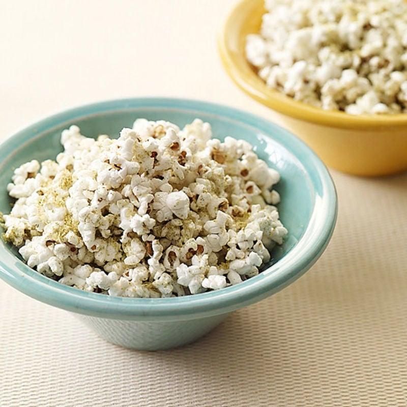 Photo de Popcorn au parmesan et thym prise par WW