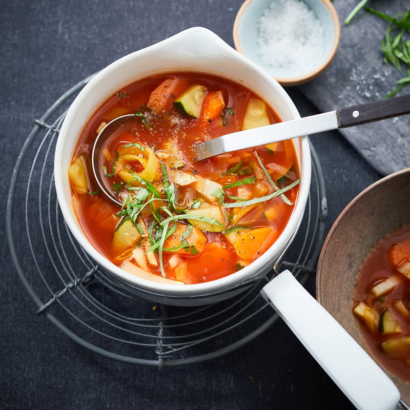 Photo de Minestrone 0 point prise par WW